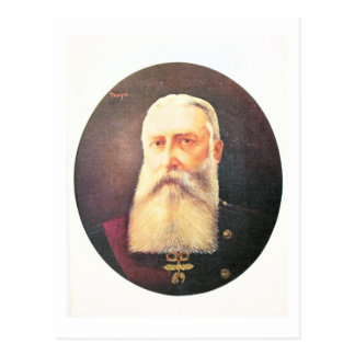 King Leopold 2 of Belgium by Tossyn Postcard
