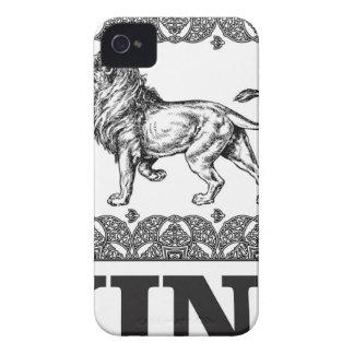 king lion box Case-Mate iPhone 4 case