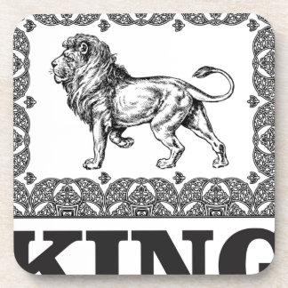 king lion box coaster