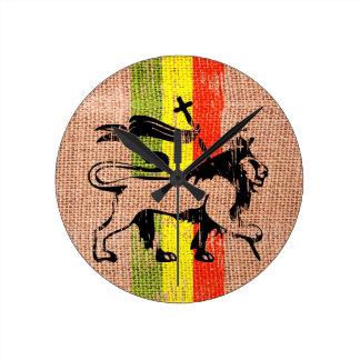 King lion clocks