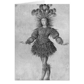King Louis XIV of France Greeting Card