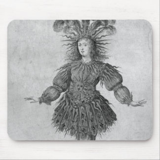King Louis XIV of France Mouse Pads