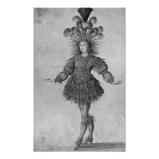 King Louis XIV of France Poster