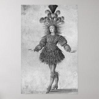King Louis XIV of France Print