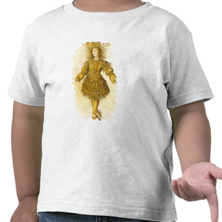 King Louis XIV of France T Shirts