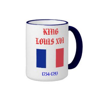 King Louis* XVI Coffee Cup Coffee Mug