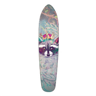 King Mapache 20 Cm Skateboard Deck