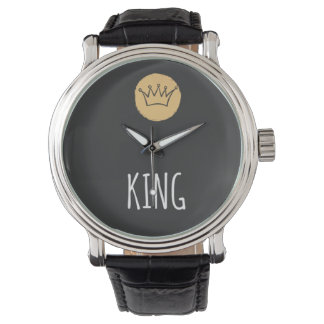 King men's watch