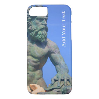 King Neptune by Shirley Taylor iPhone 8/7 Case