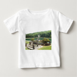 King Neptune of the Garden Baby T-Shirt