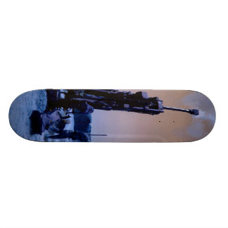 King of Battle 20 Cm Skateboard Deck