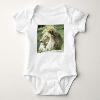 King of Beasts Baby Bodysuit