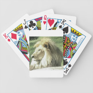 King of Beasts Bicycle Playing Cards