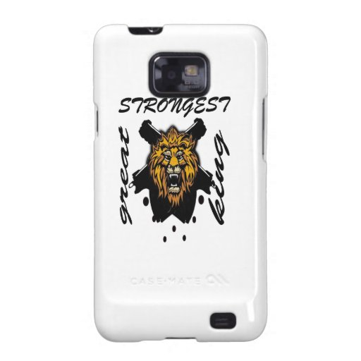 King Of Beasts Samsung Galaxy S2 Case