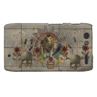King Of Beasts Droid RAZR Cases