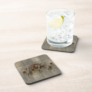King Of Beasts Drink Coaster