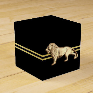 King of Beasts Party Favour Boxes