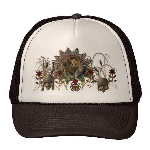 King Of Beasts Trucker Hats