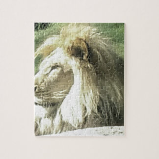 King of Beasts Jigsaw Puzzle