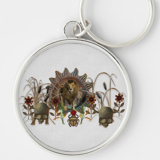 King Of Beasts Key Chains