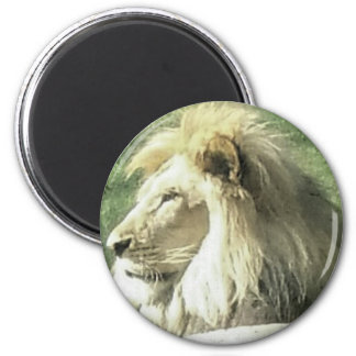 King of Beasts Magnet