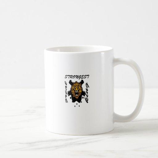 King Of Beasts Mug