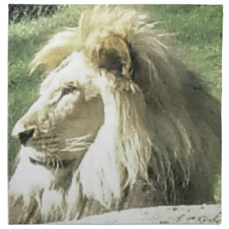 King of Beasts Napkin
