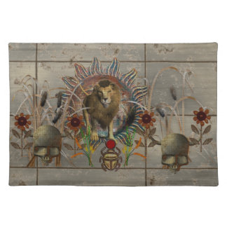 King Of Beasts Place Mat