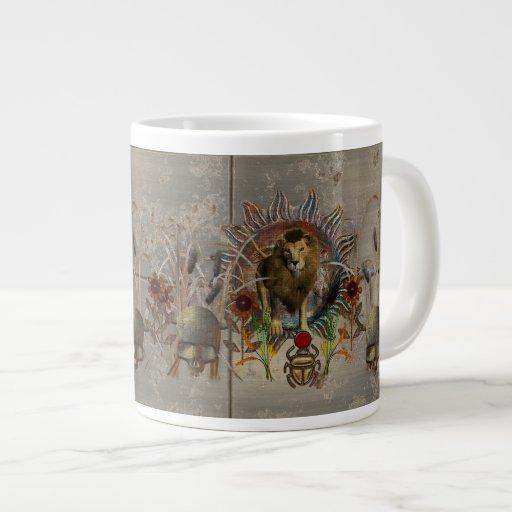 King Of Beasts Jumbo Mug