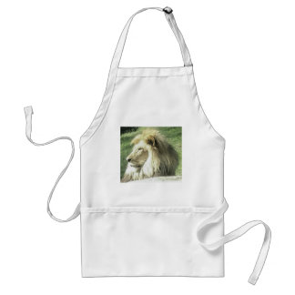 King of Beasts Standard Apron
