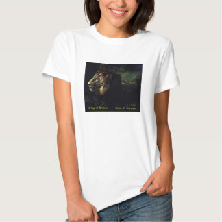 King of Beasts T-shirts