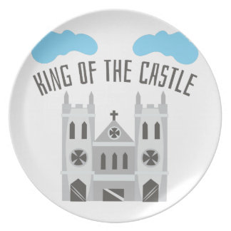 King Of Castle Plate