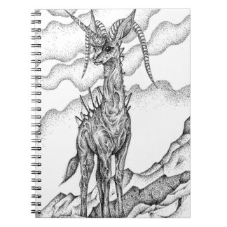 King of cliffs notebook