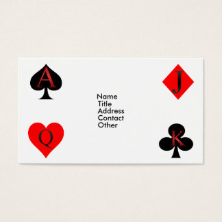 King of Clubs Playing Cards