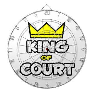 King of Court Dart Board