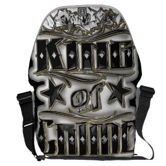 King Of Crime Ramirez Messenger Bag
