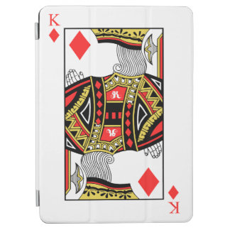 King of Diamonds - Add Your Image iPad Air Cover