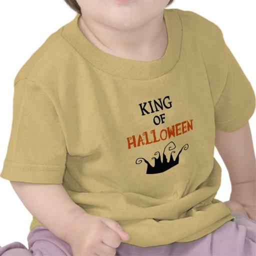King of Halloween Infant T-Shirt