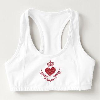 King of heart sports bra