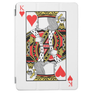 King of Hearts - Add Your Image iPad Air Cover