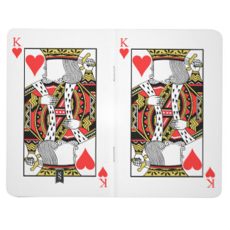 King of Hearts - Add Your Image Journal