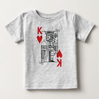 King of Hearts Baby T-Shirt