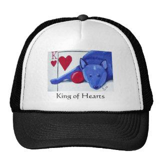 King of Hearts Cap