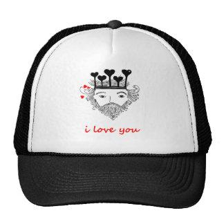 King of Hearts Hats
