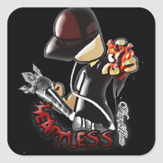 "King of Hearts ""Heartless"" Stickers"