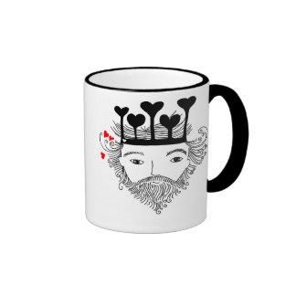 King of Hearts Mugs