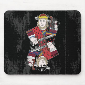 King Of Hearts & Pirate Too Mouse Pad
