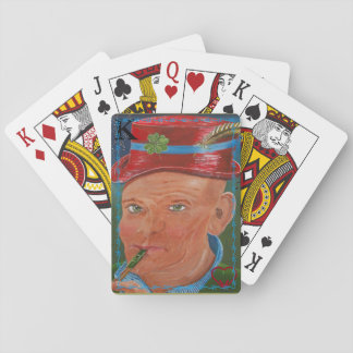 King Of Hearts Poker Deck
