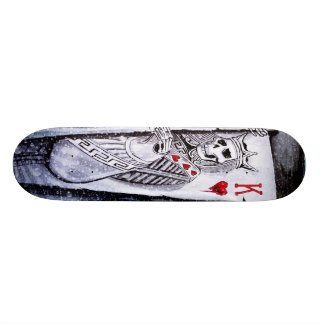 King of Hearts Skateboard