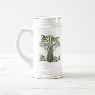 King of Kings Beer Stein